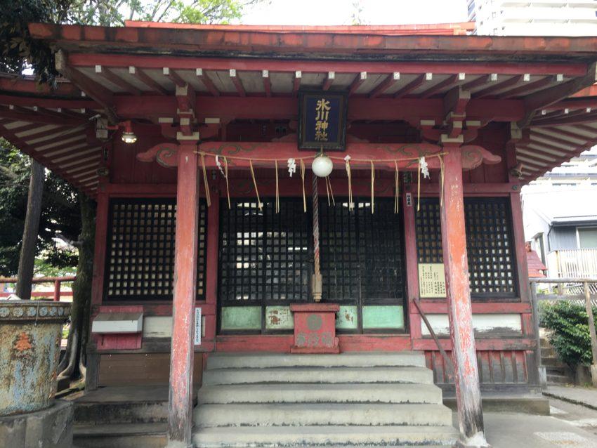 飯塚氷川神社