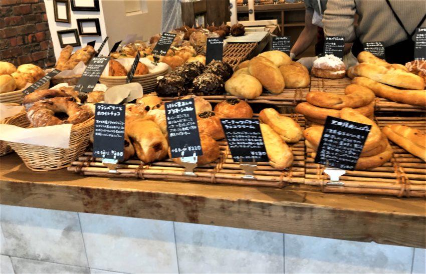 ブランアラメゾン大宮のパン