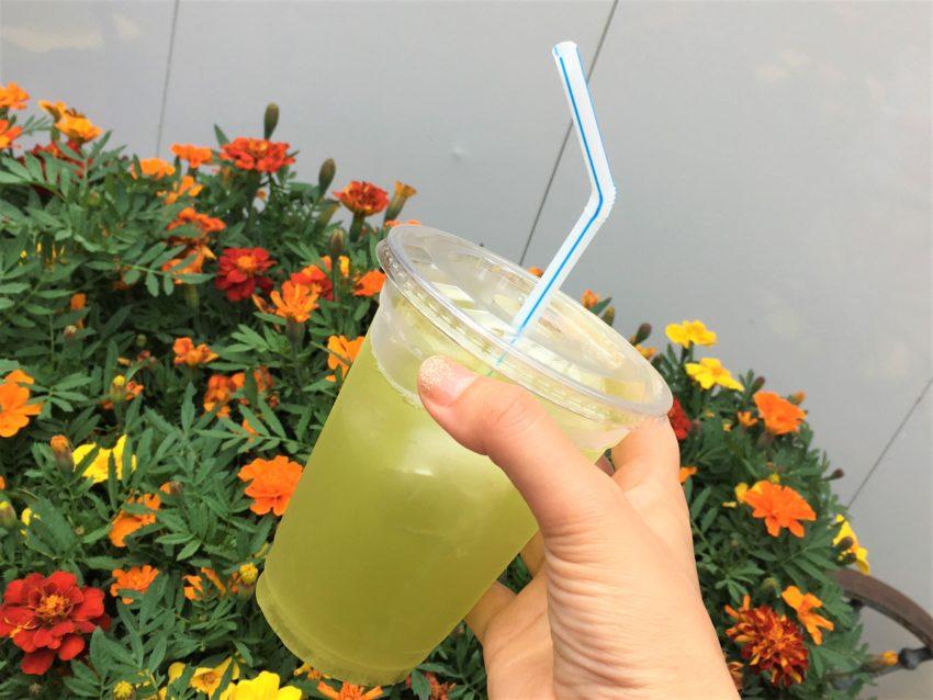 香楽園 川口 テイクアウト 冷茶