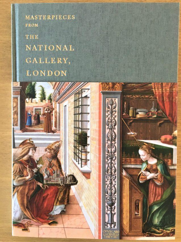 国立西洋美術館 ロンドン・ナショナル・ギャラリー展 公式図録